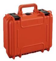 IP67 Orange väska fukt - vatten - stöt och dammsäker
