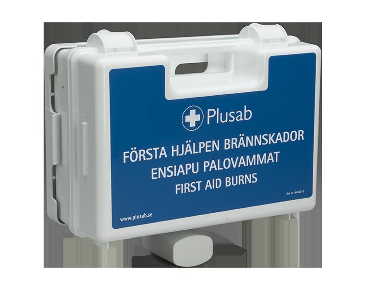 Första Hjälpen-väska Brännskador