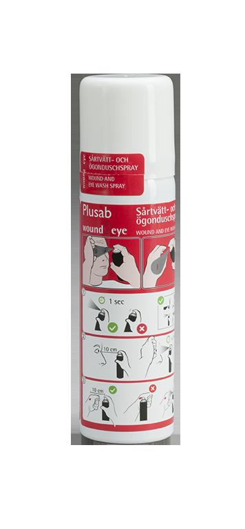 Sårtvätt - och ögondusch Spray 50 ml