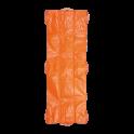 Bår i PVC orange